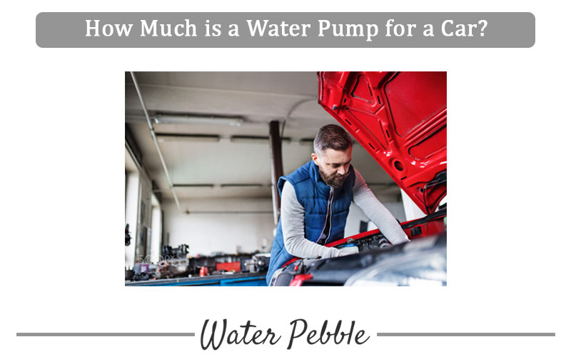 Water Pump for a Car